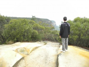 Wentworth Falls Hike Blue Mountains