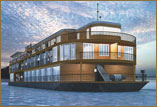 AmaPura will sail down the Ayeyawady River on 14-16 day cruises through Myanmar in 2014.