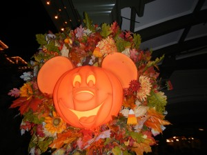 Disney halloween decoration
