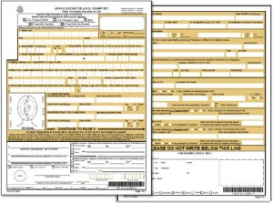 Form DS11 Passport Application