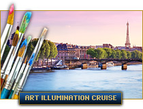 Art Illuminations Theme Cruise on AMAWaterways