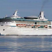 Vision of the Seas Ship