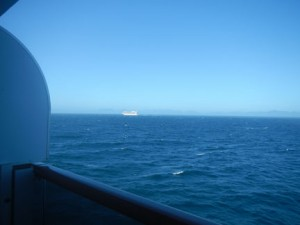 how to avoid motion sickness on a cruise